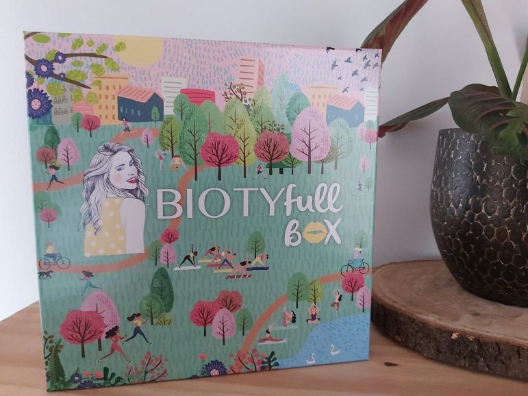 Biotyfull box/ La sportive  réconfortante
