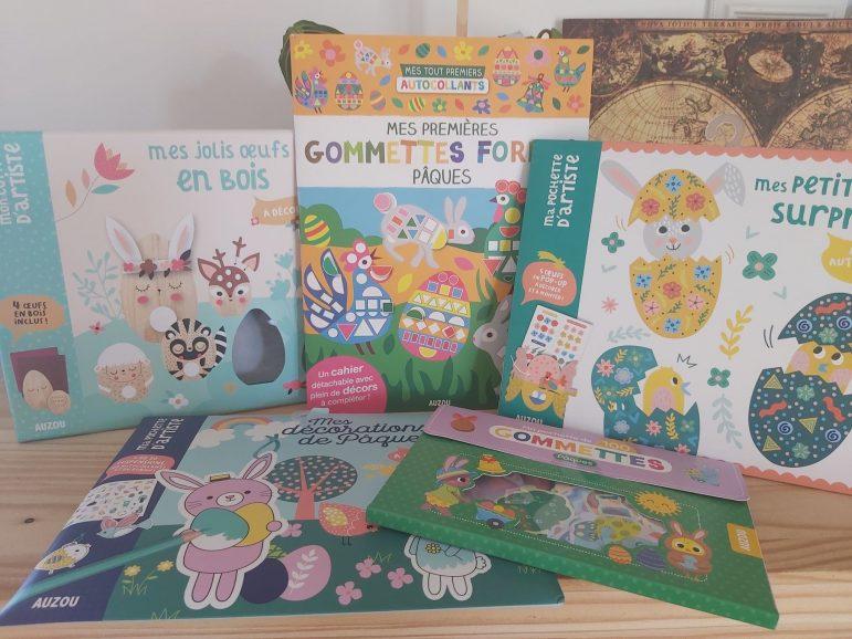 Notre atelier création pour fêter Pâques /AUZOU