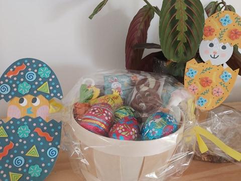Pâques avec Génération Souvenirs