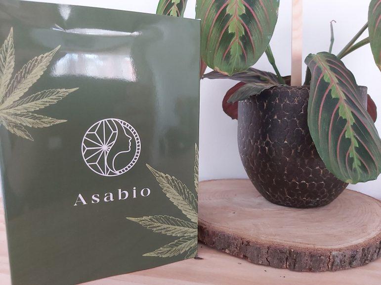 Asabio / Je teste les cosmétiques au chanvre 100% bio