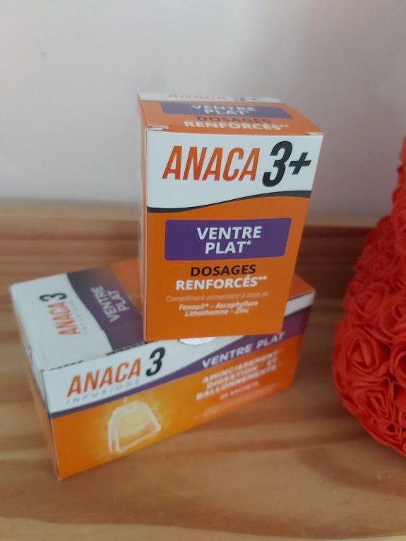 Un ventre plat grâce à Anaca3