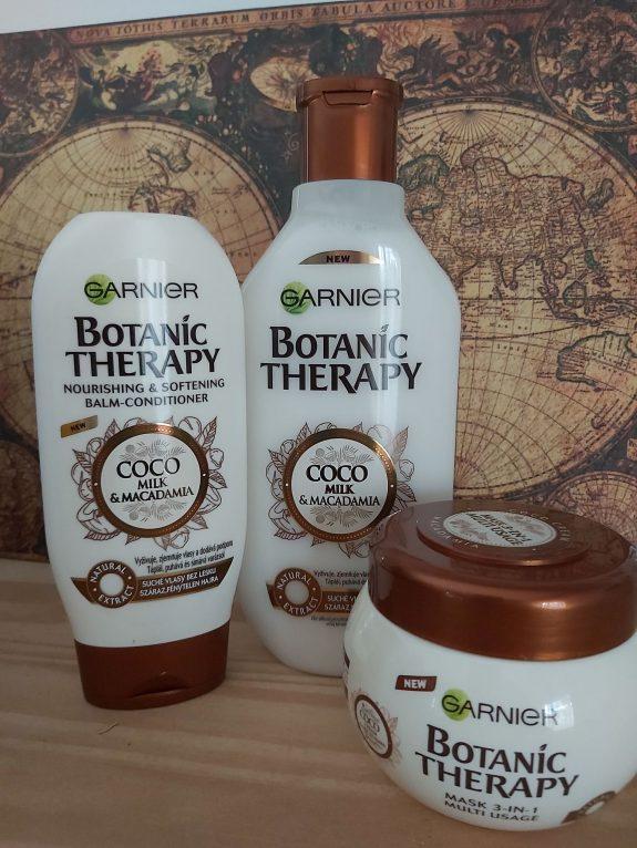 Botanic Therapy Coco et lait de macadamia / Notino