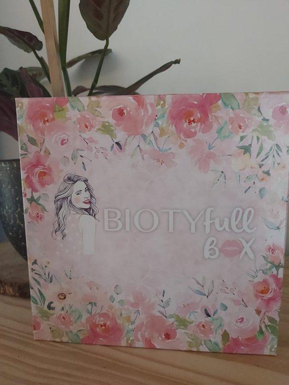 La vie en rose chez Biotyfull Box