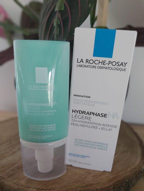 Je teste le soin Hydraphase HA légère de La Roche-Posay