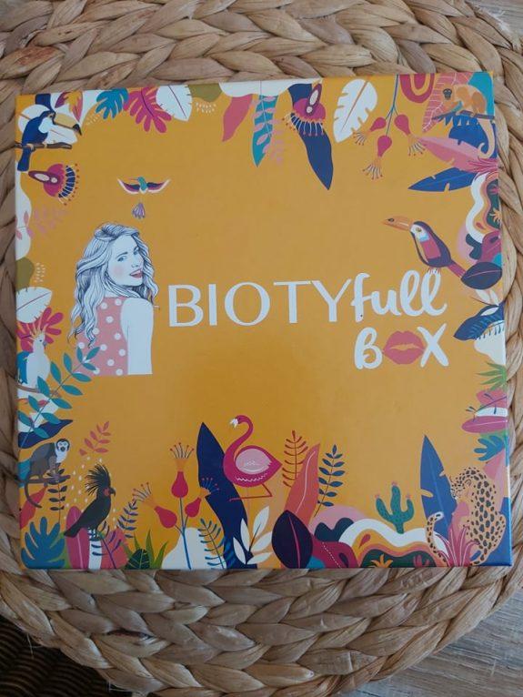 Biotyfull box / Jungle tropicale d'août 2021