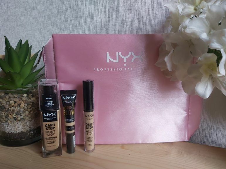 NYX Professional Makeup / Ma routine teint / Notino