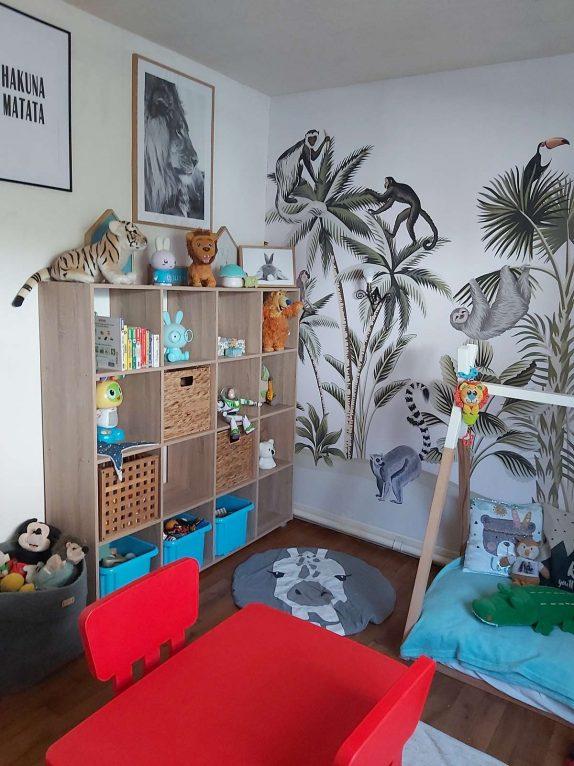 La chambre de petit Monkey est prête !